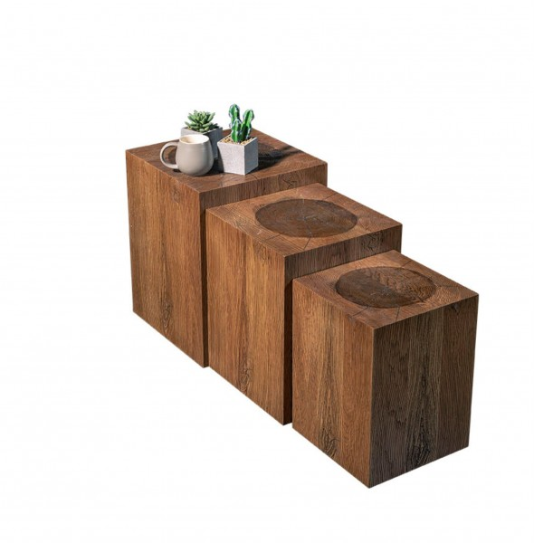 Sentor Side Tables (Set of 3)