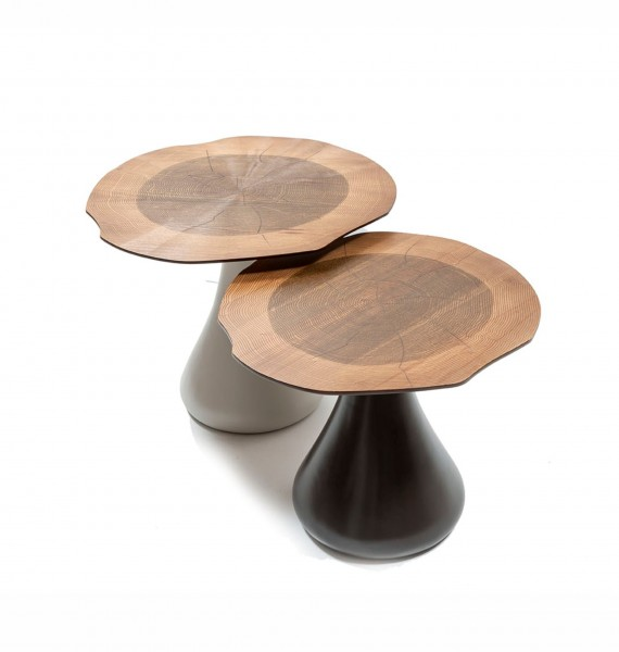 Valve Side Tables (Set of 2)